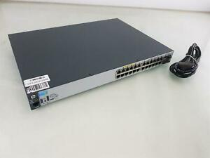 HP-2530-24G-J9773A-24-Port-Gigabit-PoE-Managed