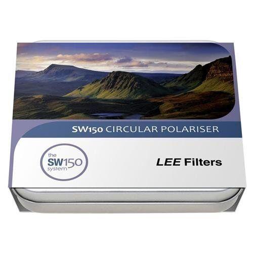 Filtro Polarizzatore Circolare Lee SW150 di vetro SW150PL 150mm