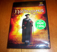 The Nostradamus Files Medieval Period Prophecy History Channel 2 Dvd Set