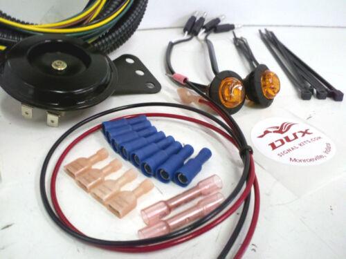 Turn Signal Horn Kit Street Legal Honda 500 700 700-4 1000 Honda Pioneer