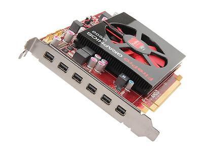 AMD FirePro W600 100-505835 2GB 128-bit GDDR5 PCI Express 3.0 x16 Workstation Vi