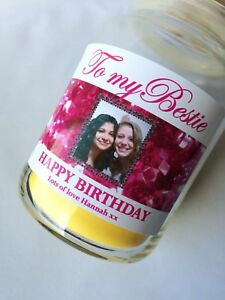 Personalised-Photo-Birthday-CANDLE-LABEL-Sticker-Gift-for-Friend-Mum-Sister