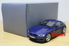 KYOSHO 1/18 BMW E86 Z4M COUPE BLUE DELAER