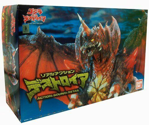 Godzilla VS Destoroyah Real azione destoroyahfS