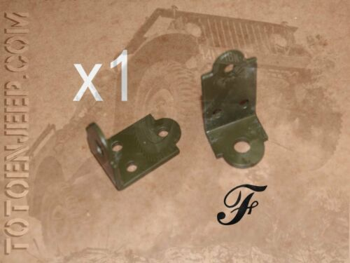 EQUERRE SUPPORT RETROVISEUR JEEP FORD GPW