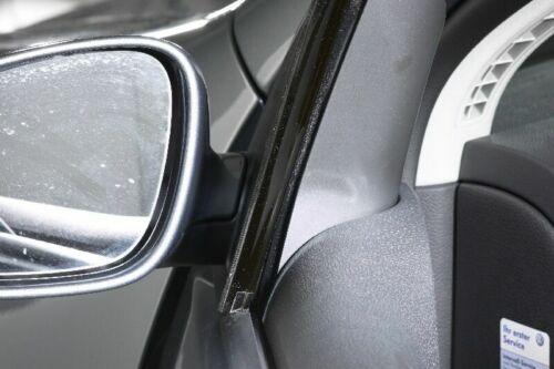 Climair ABE Windabweiser Glasklar vorn Nissan X-Trail Typ T30 Bauj 2001-1 Paar