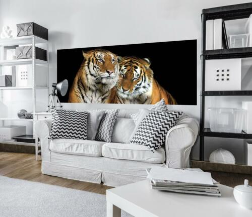 Papier peint papier peint la Fresque toile f410173/_vep Photo Wallpaper Mural Tigre