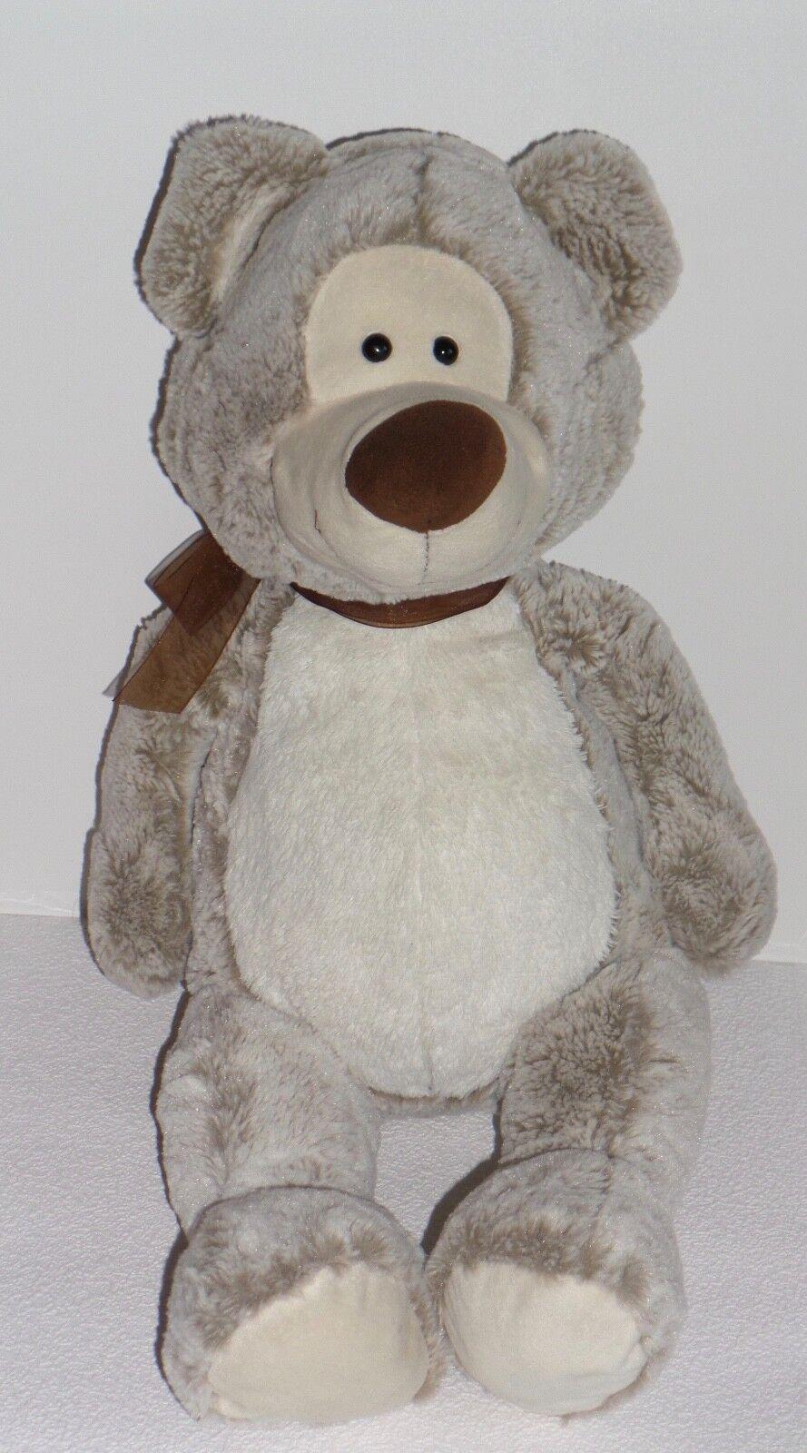 Tedi Bär Teddy Teddybär Bear Bear Bear Plüschtier Stofftier Kuschelfreunde 60 cm wie neu  0079d6