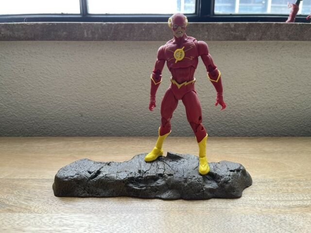 McFarlane Toys DC Multiverse Red Death/Flash 2pack - Flash Figure