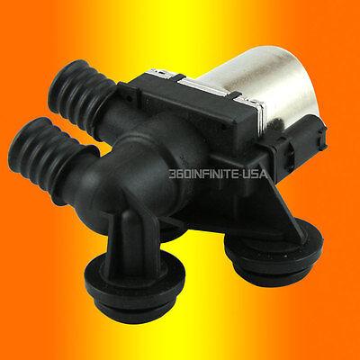 Climate Heater Control Valve Water Valve Pump Replacment for BMW E39 E46 E83
