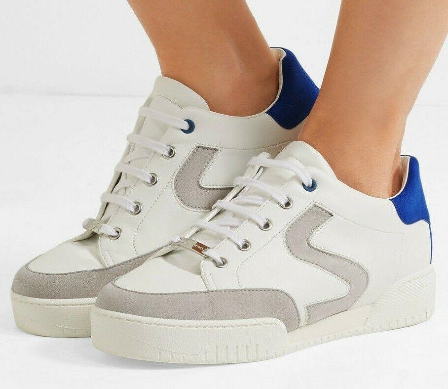 Stella Mcbiltney `Stella ` Low -Top skor skor skor skor skor tränare för skor  100% prisgaranti