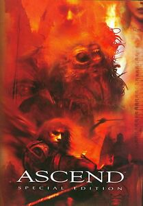 Ascend-Special-Edition-by-Keith-Arem-Scott-amp-Shy-2007-OGN-IDW-Comics-OOP