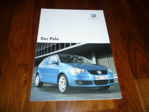 VW Polo folleto 05//2007