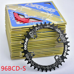 DECKAS-32-34-36-38-96s-Narrow-Wide-MTB-Bike-Chainring-SHIMANO-M7-8-9000-Chainset