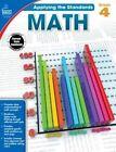 Math, Grade 4 by Carson Dellosa Publishing Company (Paperback / softback, 2015)