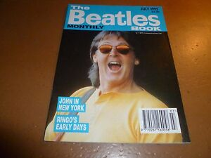 THE-BEATLES-BOOK-MONTHLY-Magazine-No-231-July-1995