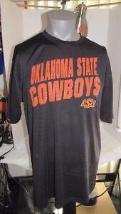 Colosseum Athletics XL Dry Fit Style OSU Oklahoma State University Cowboys Shirt