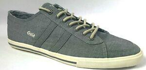 ***NEW*** Gola Women`s Chambray Canvas shoes  New Sz 10 U.S.