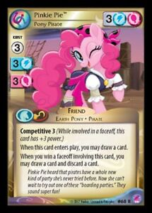 Image Is Loading 1x Pinkie Pie Pony Pirate 68 R My