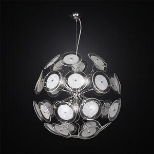 LAMPADARIO-MODERNO-CON-32-VETRI-DISCHETTO-A-6-LUCI-BGA-2632-S3201