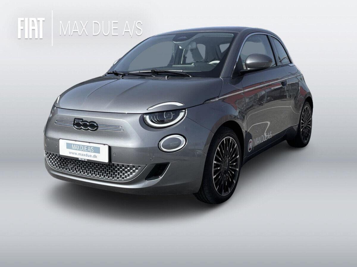 Fiat 500e  la Prima 3d - 254.900 kr.