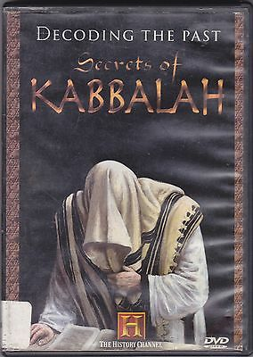 Decoding the Past : Secrets of Kabbalah (2006, DVD) The History Channel