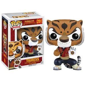 Kung-Fu-Panda-Tigress-Pop-Vinyl-Figure-New-in-Packaging