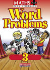 Maths Plus: Word Problems 3 - Pupil Book by Pearson Education Limited (Paperback, 2002)