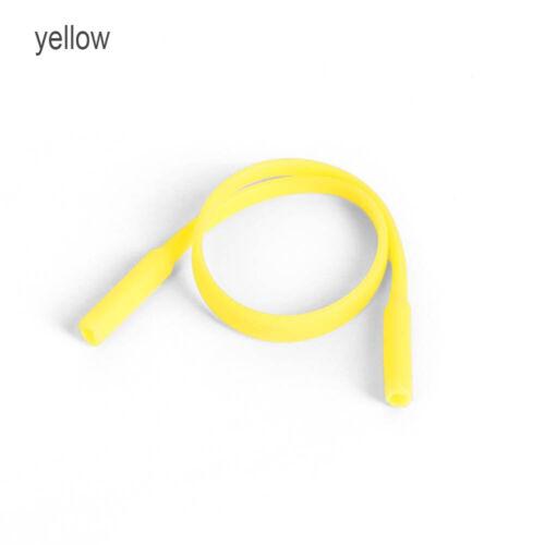Silicone Eyeglasses Straps Sunglasses String Ropes Anti Slip Glasses Chain