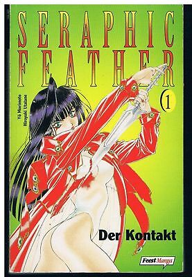Seraphic Feather Nr.2 Yo Morimoto /& Hiroyuki Ultatane