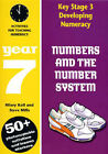 Numbers and the Number System: Year 7: Activities for Teaching Numeracy by Steve Mills, Hilary Koll (Paperback, 2003)