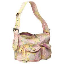 GAP Womens Pastel FLORAL Classic  TRENCH MINI HOBO Bag