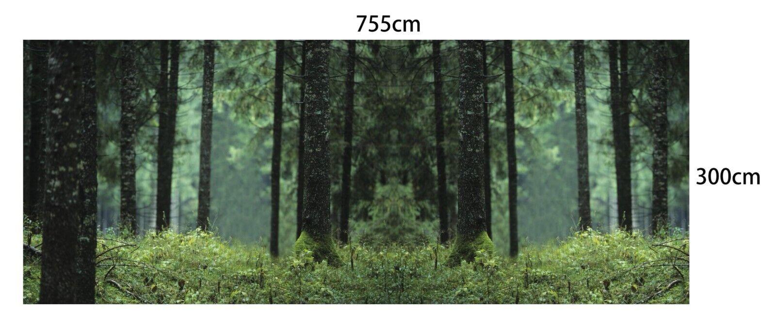 3D Forest deer 533 WallPaper Bathroom Print Decal Wall Deco AJ WALLPAPER UK