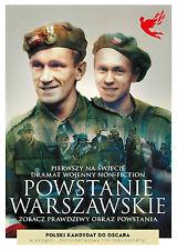 Powstanie Warszawskie (DVD) 2014 non-fiction POLSKI POLISH