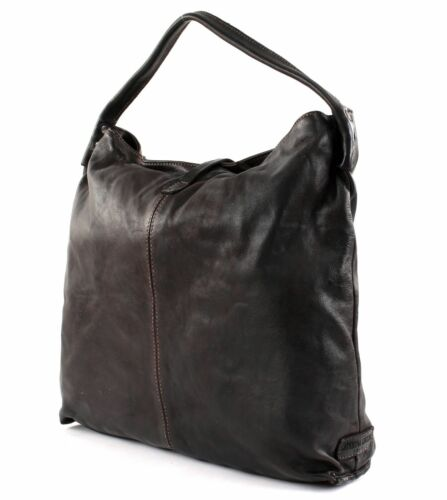 Caterina Bag Brown Garment Dyed Lucchi Hobo rYvR74frq