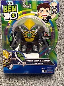 """Omni-Kix Armor Cannonbolt Ben 10 Action Figure 5.5/"""""""