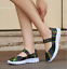 Handmade-Women-039-s-Sneakers-Breathable-Slip-On-Walking-Shoes-Woven-Stretch-Mesh thumbnail 14