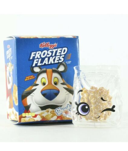 Shopkins Season 12 Real Littles Kellogg/'s Frosted Flakes RL-004 VHTF UNOPENED