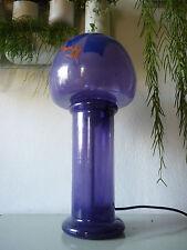 Mid Century Murano Tischlampe table lamp Glas Venini Aldo Nason Ära 50er 60er