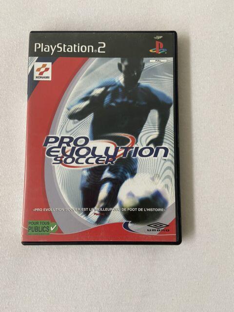 PS2 PRO EVOLUTION SOCCER