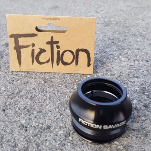 FICTION SAVAGE HEADSET 1 1//8 THREADLESS BMX BIKE HEADSETS FIT CULT SUBROSA PRIMO