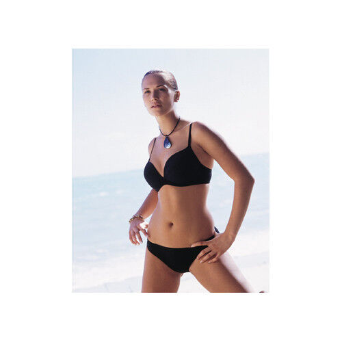 Panache Nero SW0013 Slip Bikini Gamba Alta