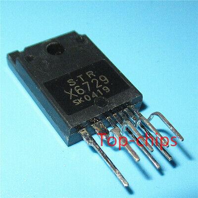 1PCS STR-X6729 STRX6729 X6729New Best Offer IC REG SW QUASI RES TO-3PF-7