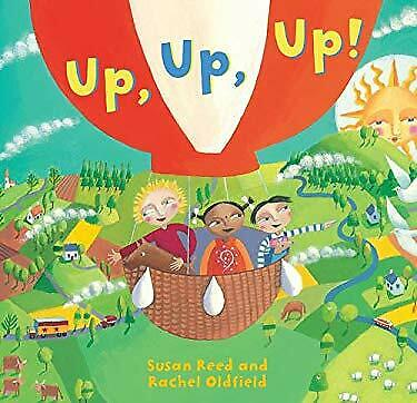 Up, up, Up! by Reed, Susan
