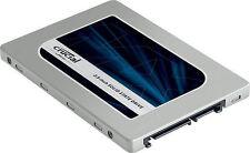 Crucial MX200 500GB SATA de 2.5 pulgadas De Unidad De Estado Sólido Interno-CT500MX200SSD1