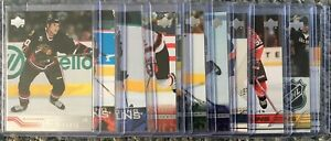 Upper-Deck-Hockey-Young-Guns-Rookie-Cards-RC-You-Pick-Free-Shipping-YG