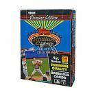 1991 Topps Stadium Club Baseball 1st Series Boxes