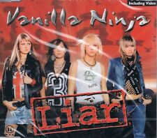 Vanilla Ninja - Liar Maxi CD Neu OVP - Extended Version 8:38