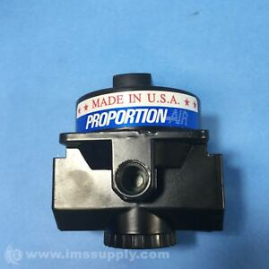 Details about PORPORTION AIR X-ACT-3 VOLUME BOOSTER VALVE, 5/8 IN PORT FNOB