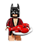 thumbnail 7 - LEGO-BATMAN-MOVIE-SERIES-1-71017-AND-2-71020-MINIFIGURES-CHOOSE-YOUR-MINIFIGURE